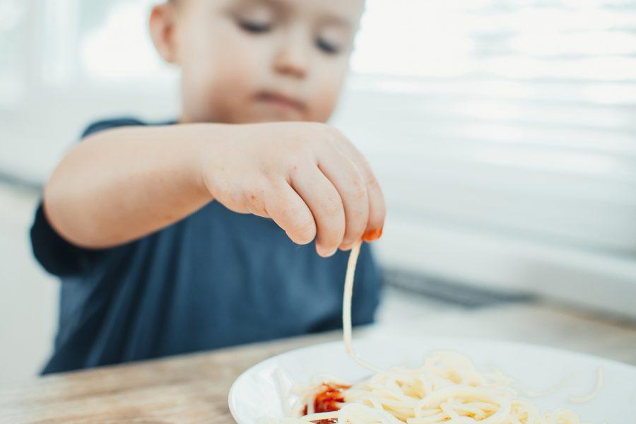 Beutekinder ernähren